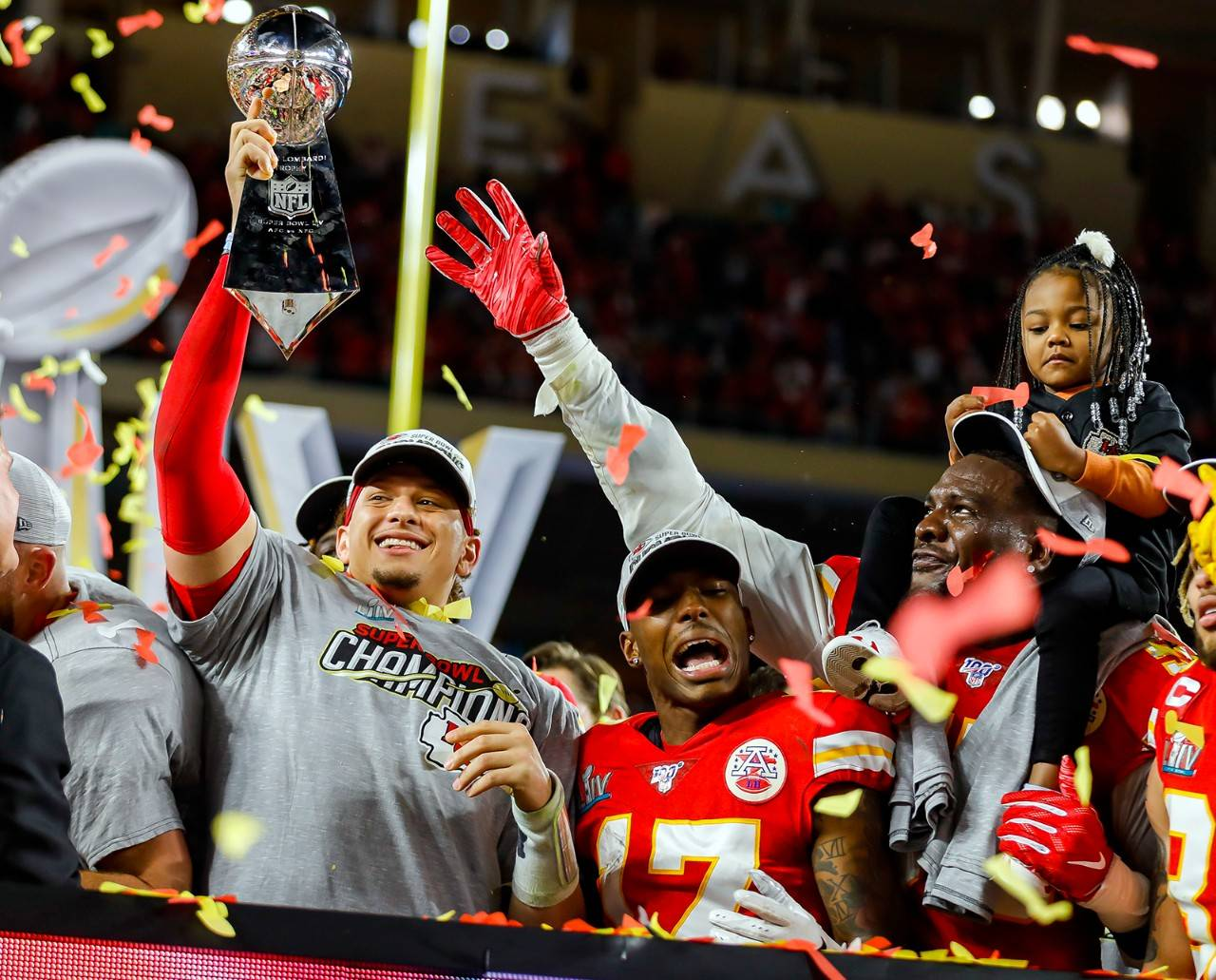 The Kansas City Chiefs Are Super Bowl Champions The Daily World